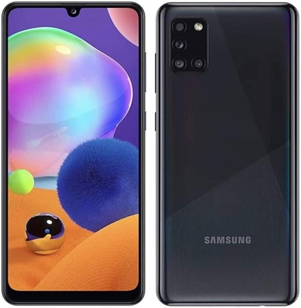 Teléfono Galaxy A31 Negro