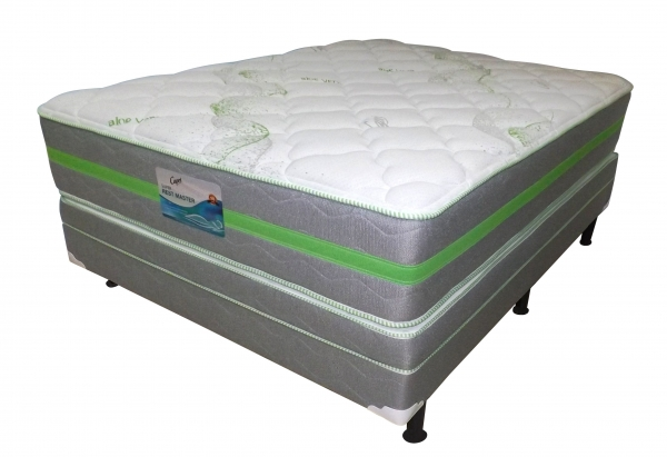 Cama Super Rest Master 3 en 1 (1.40 mt)