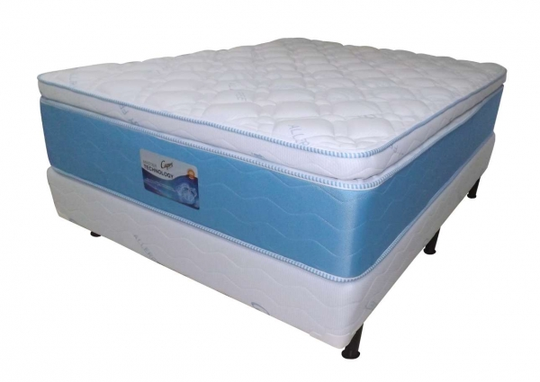 Cama Master Technology (1.40 mts)