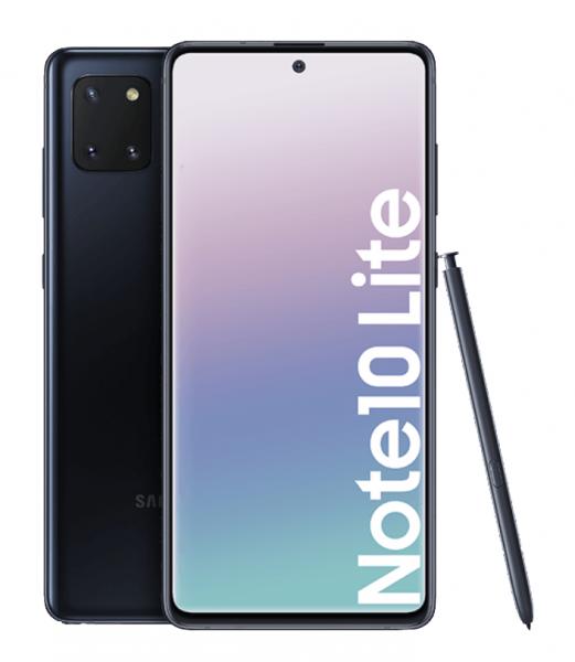 Teléfono Galaxy Note 10 Lite - Negro