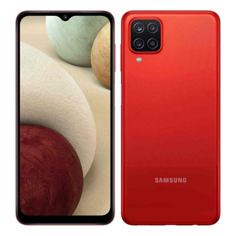 Teléfono Galaxy A12 Rojo
