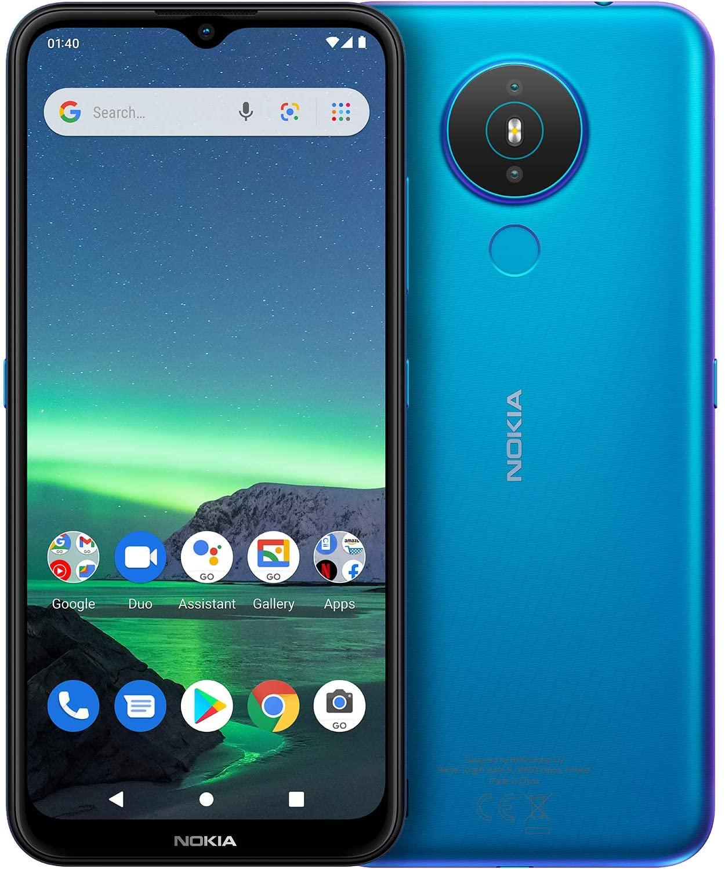 Teléfono Nokia 1.4 Azul