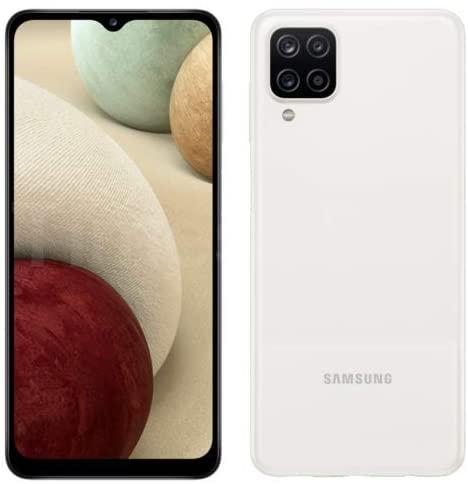 Teléfono Galaxy A12 Blanco 128GB