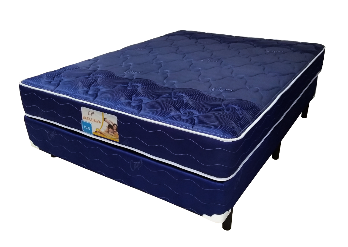 Cama Exclusiva (1.40 mts)