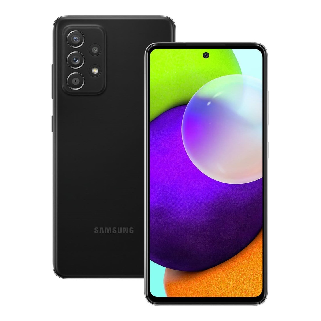 Teléfono Galaxy A52 Negro