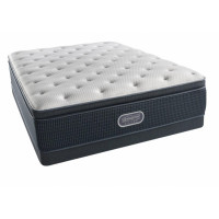 Cama Simmons Beauty Rest  Silver Super Pillow Top King