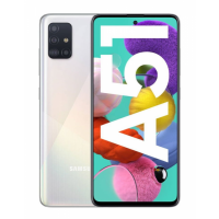 Teléfono Galaxy A51 Blanco