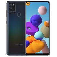 Teléfono Galaxy A21S Negro