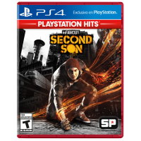 Juego PS4 Infamous Second Son