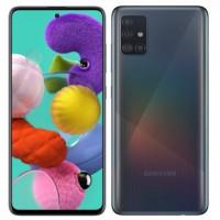 Teléfono Galaxy A71 Negro