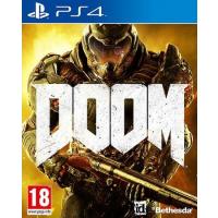 Juego PS4 DOOM
