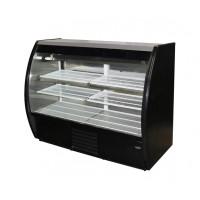 Mostrador refrigerante MIRAGE 4 DC | 19'