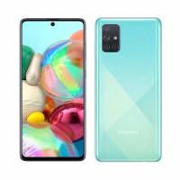Teléfono Galaxy A71 AZUL