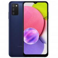 Teléfono Galaxy A03S Azul