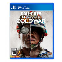Juego PS4 Call of Duty: Black Ops Cold War
