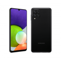 Teléfono Galaxy A22 Negro