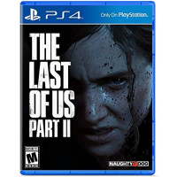 Juego PS4 The Last of Us Part II