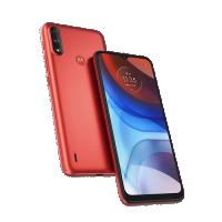 Teléfono E7i Rojo