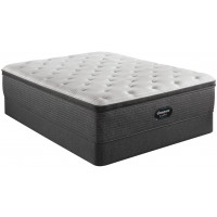 Cama Simmons Beauty Rest Silver Super Pillow Top Twin