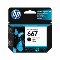 Tinta HP 667   Negro
