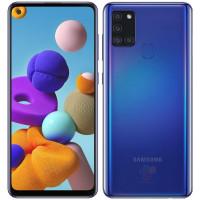Teléfono Galaxy A21S Azul
