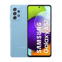 Teléfono Galaxy A52 Azul
