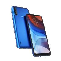 Teléfono E7i Azul